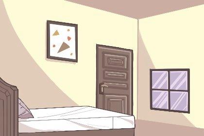 32-卧室门窗不可过低