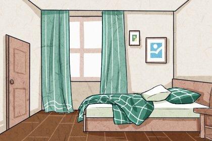 床怎么摆放方向风水好