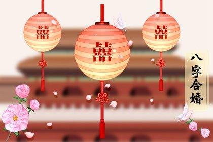 故宫-双喜圆灯笼(有字)