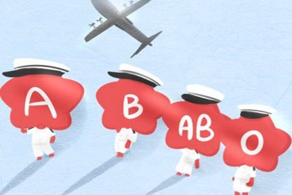 脑子转得最快的血型 AB型关键时刻出妙招