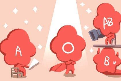 b型和什么血型最配
