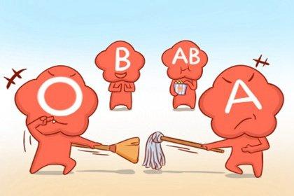 b型男最爱哪个血型的