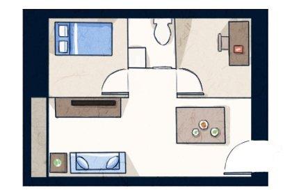 客厅里面的家具 有什么摆设忌讳