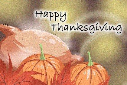 感恩节的来历和意义 感谢生活中遇到的一些人和事