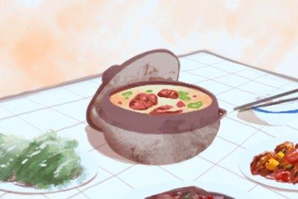 立冬吃什么风俗食物 此节气的饮食注意事项