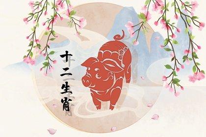 属猪的2021年8月有烂桃花吗