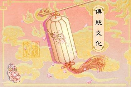 飞云之上-桃花灯笼(有字)