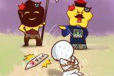 幽默好玩的游戏名 男孩子王者怎么起名
